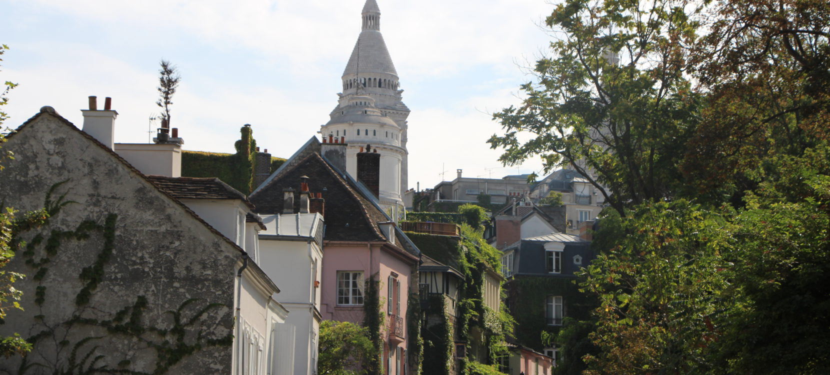 Guided tour Montmartre village