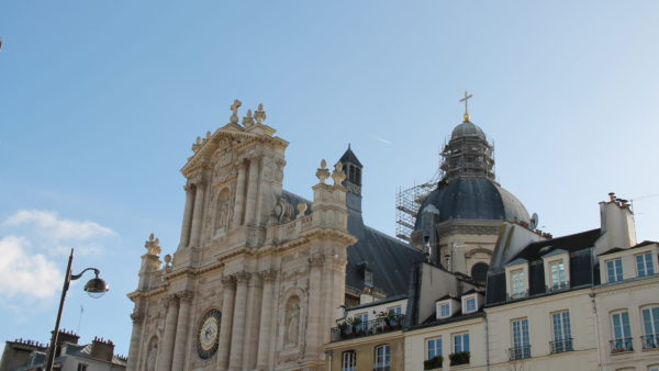 Guided tour of the Marais