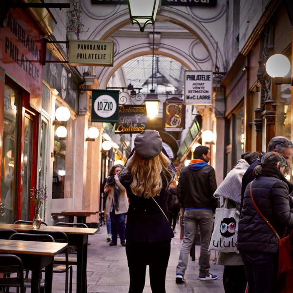 Visite Guidée Passage Parisiens