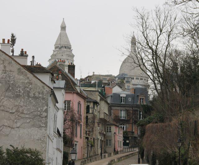 Visite guidée le village deMontmartre